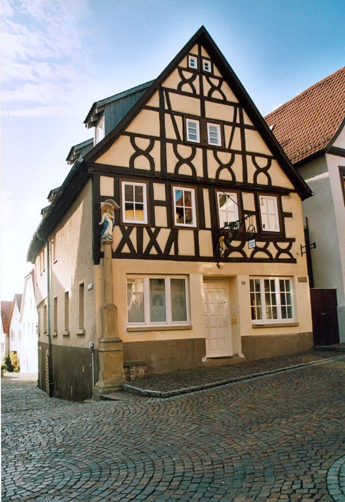 Sitz des Siebenbürgen-Instituts